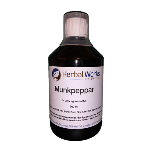 Munkpeppar grån HerbalWorks by Sweden